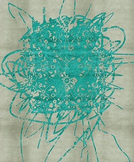 Artep tappeto design con-fusion idea