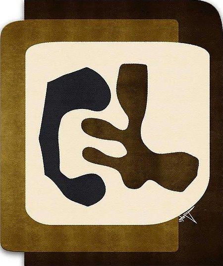 IMPRONTE Artep design anghi rug