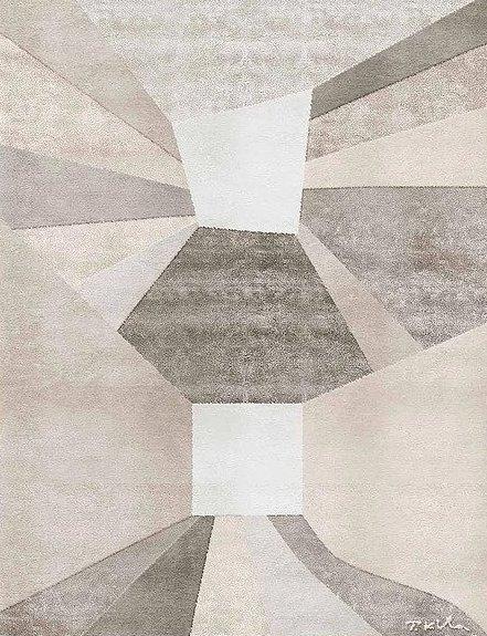 Artep tappeto design shizen light 3