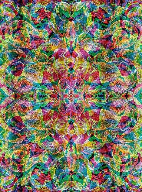 Artep tappeto design rgb lavorazione artigianale hand-knotted