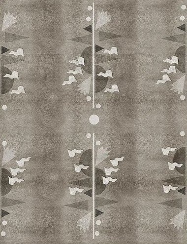 3 Artep secondo oriented design rug