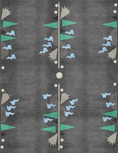4 Artep secondo oriented design rug