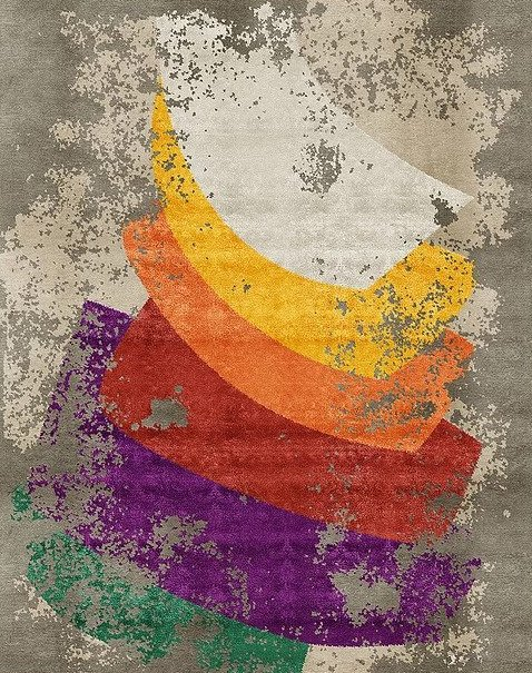 Artep tappeto design shizen