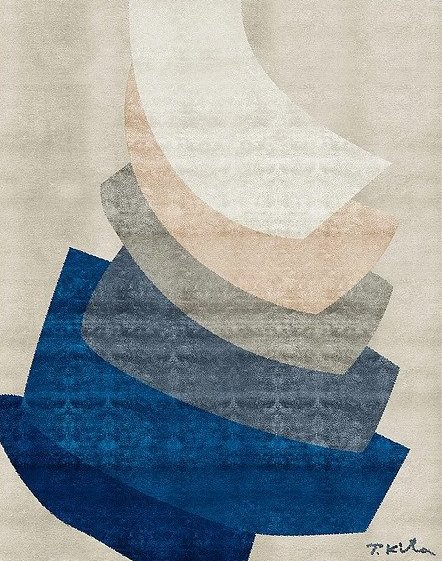 Artep tappeto design shizen stone 8