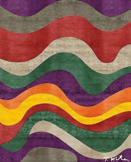 Artep tappeto design shizen tsu 1