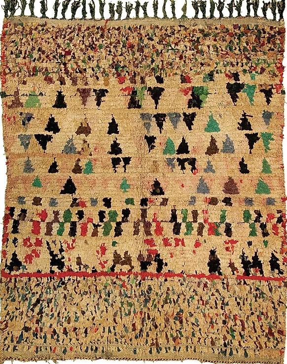 Maroccan rug H13