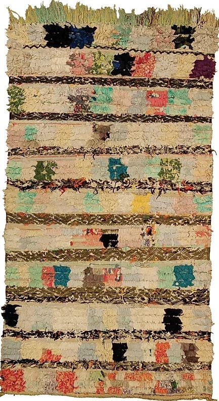 Maroccan rug H35