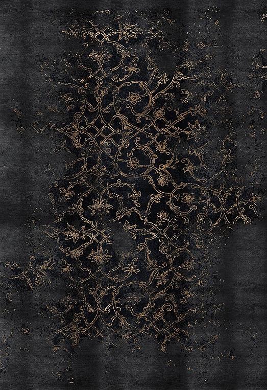 Artep neodecorative rug ancient gold