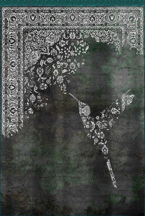 Artep tappeto neodecorativo Colibrì