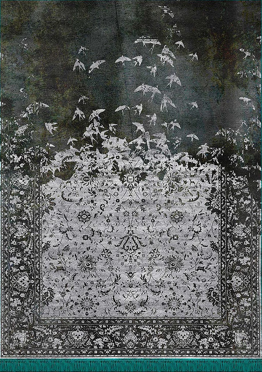 Artep neodecorative rug freebird