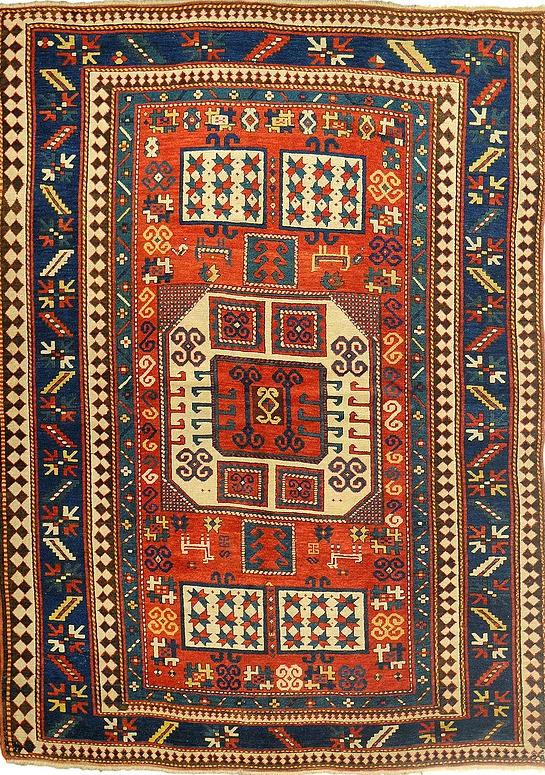 Tappeto caucasico karachov